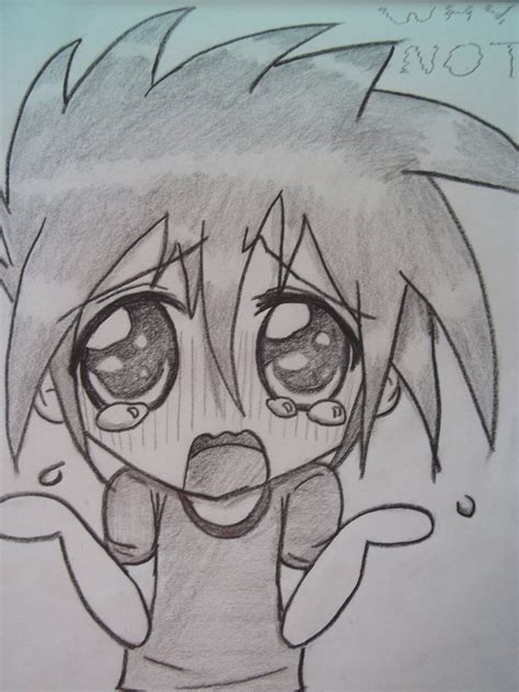 Why Not Chibi Boy By Shlyki84 On Deviantart How To Draw Chibi Boy