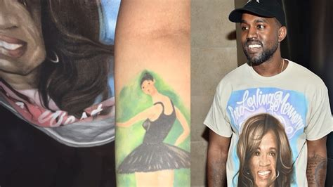 kanye west tattoos kanye west serenades fan who made him cry with