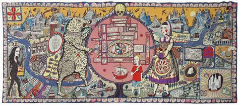 Vanity Of Small Differences Map Of Truths And Beliefs By Grayson Perry Paragon