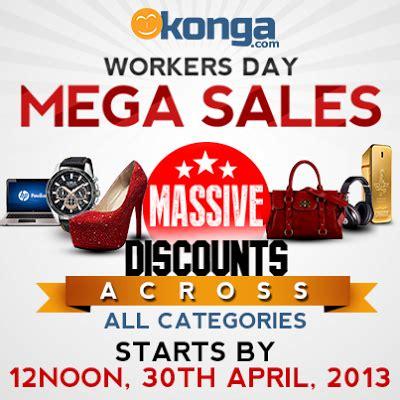shop & smile with konga.com mega sale promo ends today:2nd