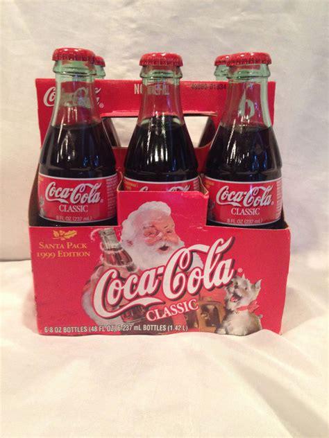 Coca Cola Collectibles collectible coca cola 1999 6 pack bottles ebay