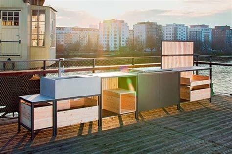 Außenküchen Schränke by Ziegel Outdoor K 252 Che