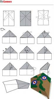 How To Make Paper Airplanes - how to make paper airplanes netattic