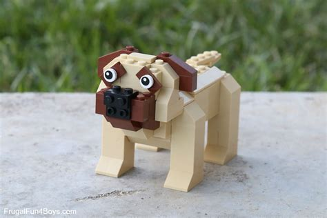 pets and dogs lego pets building for dogs cats guinea pigs lizards and more