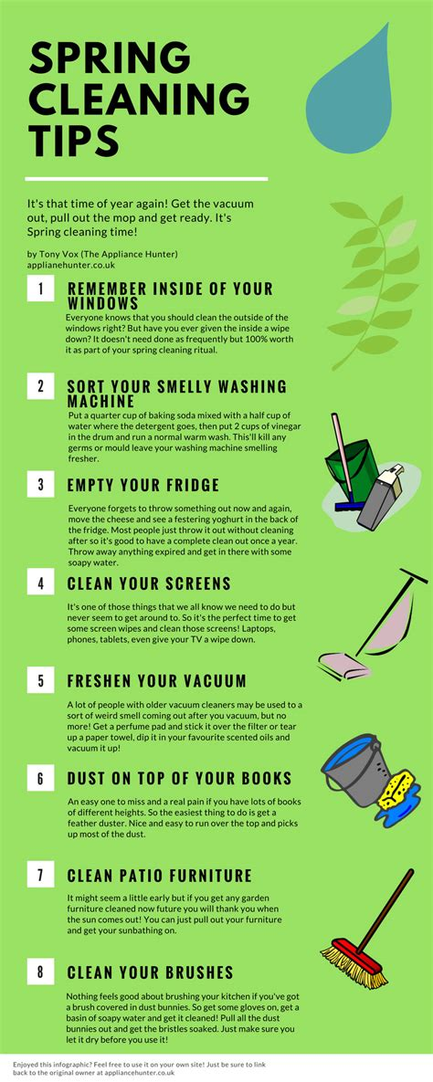 spring tips get your house sparkling with a super spring clean with