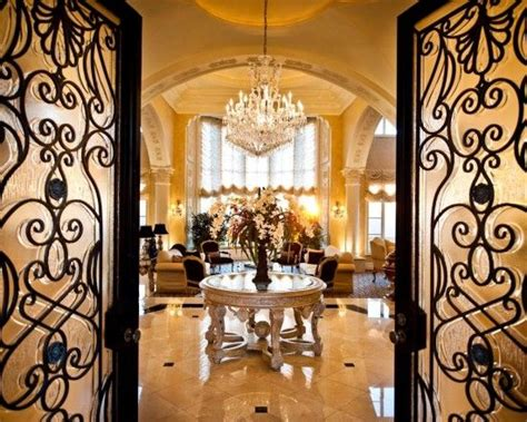 foyer door interior architecture luxury foyer with ornate stained glass door 31 best images about luxury foyer on pinterest entry