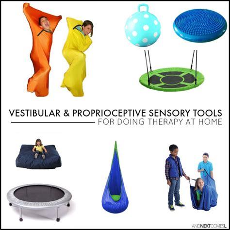 must vestibular proprioceptive sensory therapy