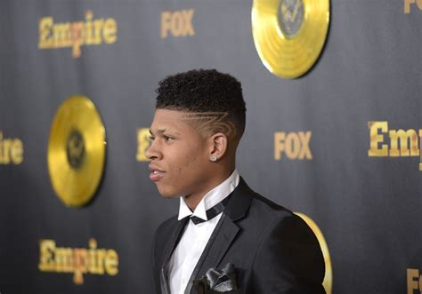 hakeem lyon hair cut bryshere gray photos photos premiere of fox s quot empire