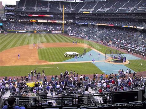 best seats at safeco field safeco field section 238 seat view terrace club