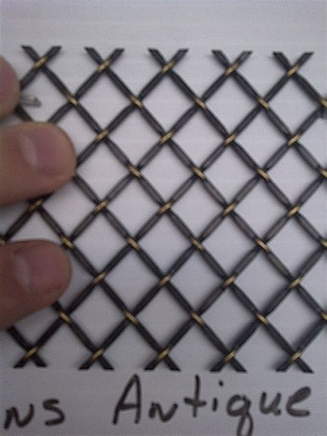 Decorative Wire by Decorative Wire Mesh Dupont Wire Ltd