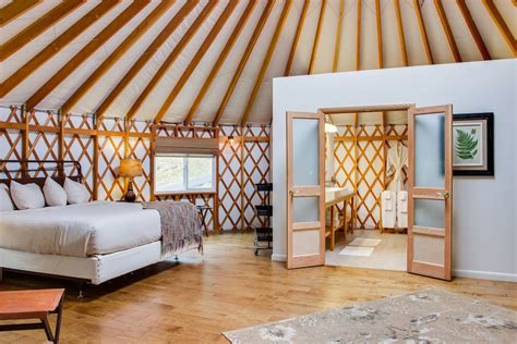 airbnb yurt the coolest airbnb in every state