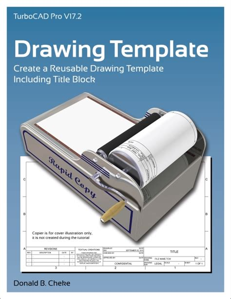 turbocad drawing template images templates design ideas