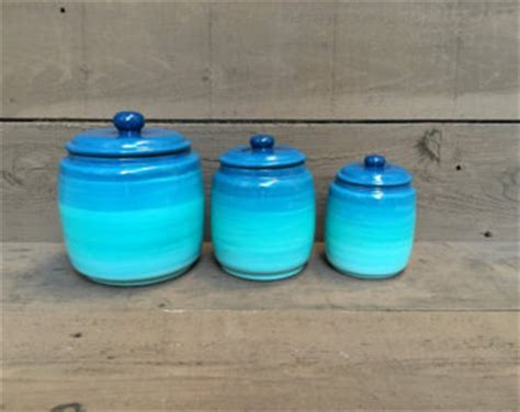 pig kitchen canister set 3 ceramic sets for counter dirty piggy ceramic pig canister or cookie jar handpainted