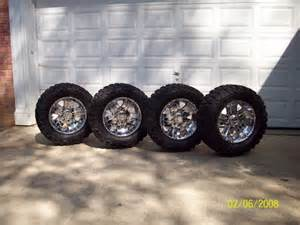 Mud Tires For 18 Inch Rims Rims And Tires 33 Inch Mud Grapplers On 18 Inch Wolverines