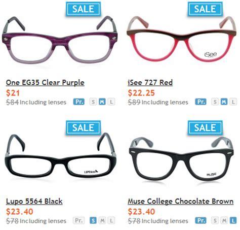 glasses usa 75 frame sale coupons 4 utah