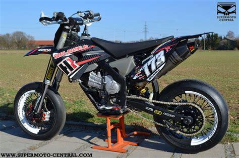 Husqvarna Motorrad 570 by Hartl Racing Husaberg Fs570 Specialcustom Husaberg Build