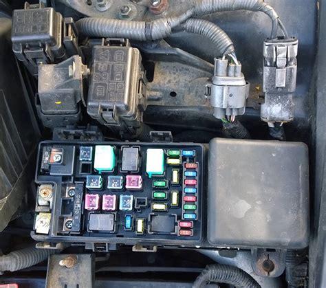 honda accord  headlight relay location motor vehicle maintenance repair stack exchange