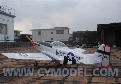 P 51 Mustang Rc Model