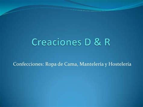 creaciones y confecciones r y m fabricantes de ropa creaciones d r compatible 1 1