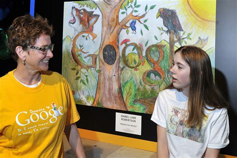 doodle 4 high school winners cape elizabeth 8th grader wins design contest