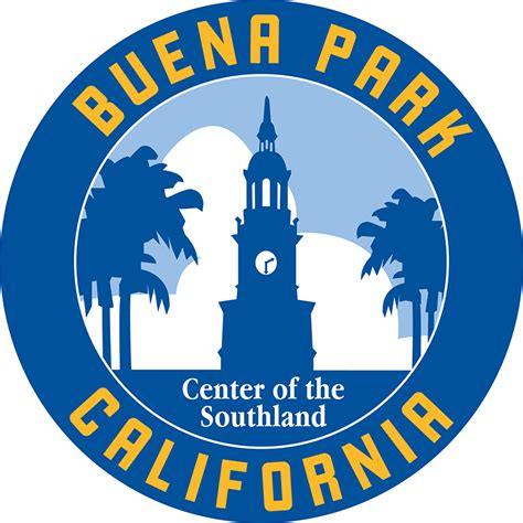 buena park file city logo of the city of buena park california png