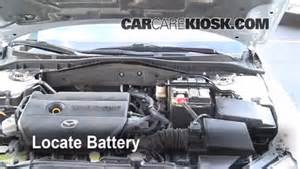 battery replacement 2004 2009 mazda 3 2006 mazda 3 s 2