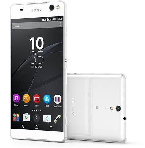 Sony Xperia C5 Dual Ultra sony xperia c5 ultra dual launched in india for rs 29990