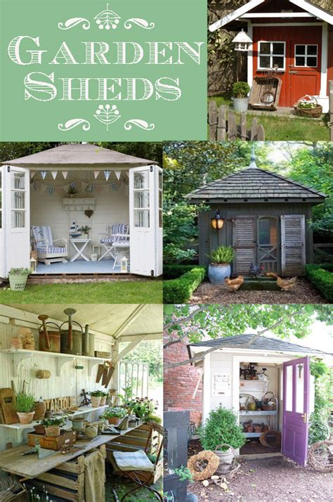 Shed Give Anything by Garden Sheds The Seasoned Homemaker