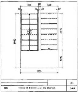 30 Inch High Bookcase Standard Residential Staircase Dimensions Google Search