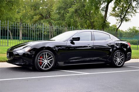Maserati Of Dallas 2014 maserati ghibli s q4 stock 14masghib for sale near