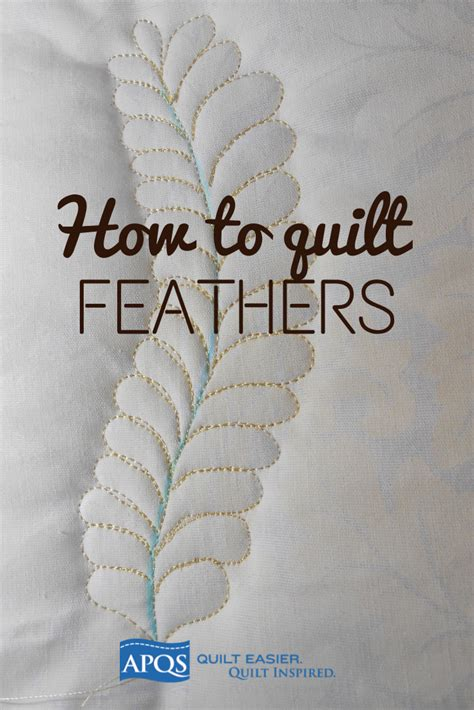 quilting tutorial step by step step by step tutorial for 2 methods of quilting feathers