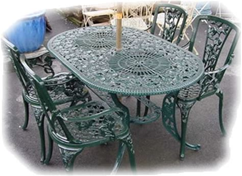 cast iron patio furniture sets garden furniture and outdoor patio furniture