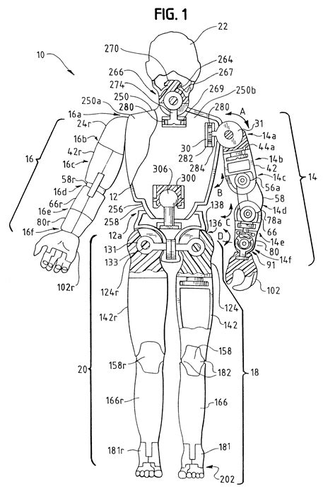 figure joints patent us6287166 figure with articulating joints