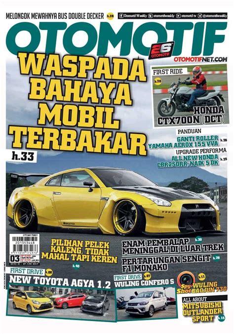 layout majalah otomotif jual majalah otomotif ed 03 2017 scoop indonesia