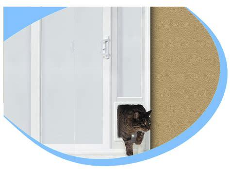 Simply The Best Made Patio Pet Door Insert On Earth Sliding Glass Cat Door Insert