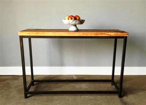 industrial metal console table industrial metal console table photos console table