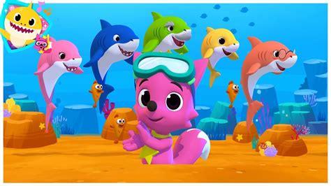 Setelan Anak Laki Laki Baby Shark koleksi gambar baby shark bilik wallpaper