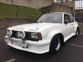 Opel Ascona B For Sale Opel Ascona 400 Replica Rcfs