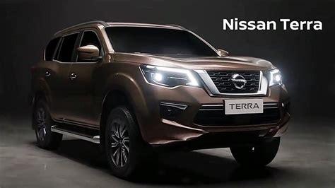 2019 Nissan Terra by 2019 Nissan Terra Interior