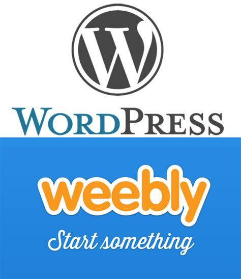 weebly vs wordpress choosing the right platform weebly vs wordpress what you need to know website planet