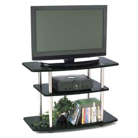 flat screen tv stands 32 inch flat screen tv stand in wood grain finish