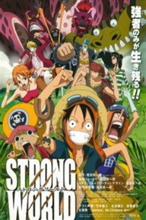 judul film one piece nonton one piece strong world 2009 film streaming