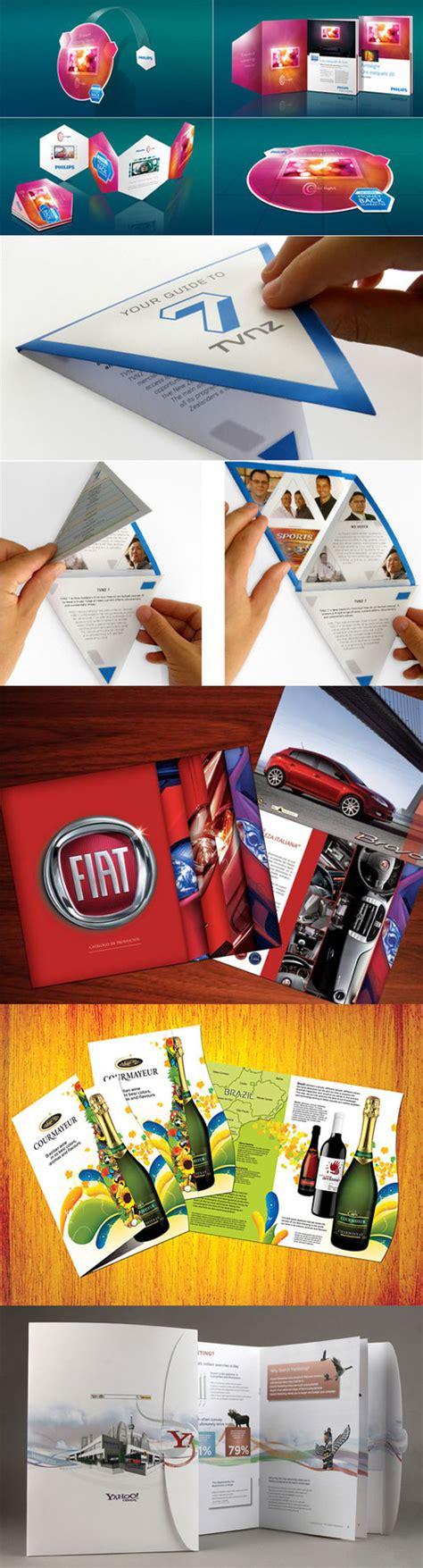 inspirasi desain brosur desain brosur terbaik untuk inspirasi