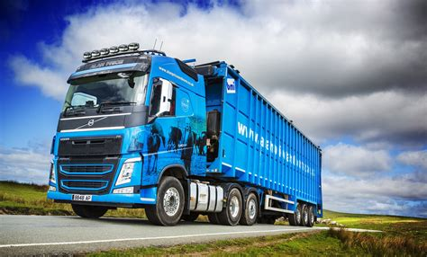 cost of new volvo truck alan price sons smart new volvo fh is monarch of the