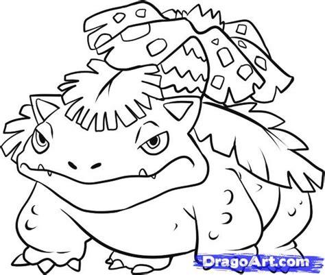 pokemon coloring pages mega venusaur pokemon venusaur coloring pages images pokemon images
