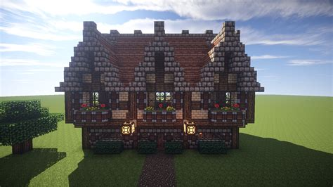 medieval minecraft house designs minecraft medieval house 1 by daggytee on deviantart