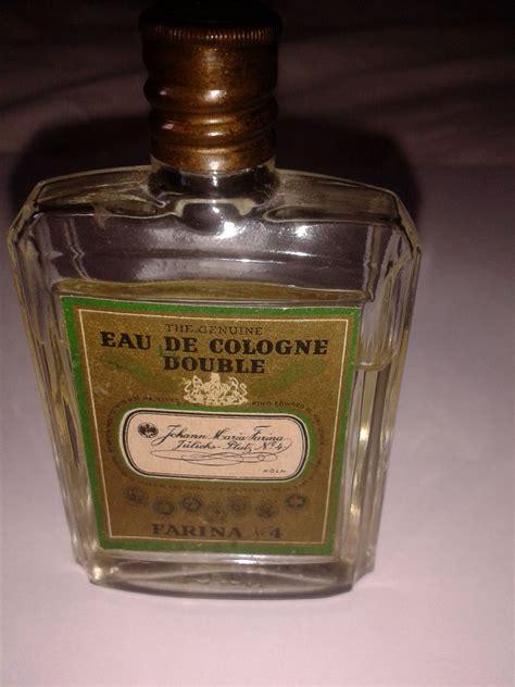 Marina Mist Cologne the perfume is johann farina julichs platz no 4 eau