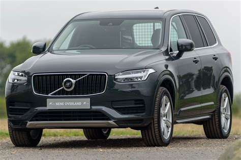 the volvo commercial nene ut90 commercial suv