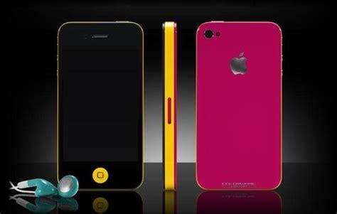 colorware customize iphone  color gadgetsin