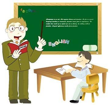 peran guru dalam belajar bahasa inggris sma